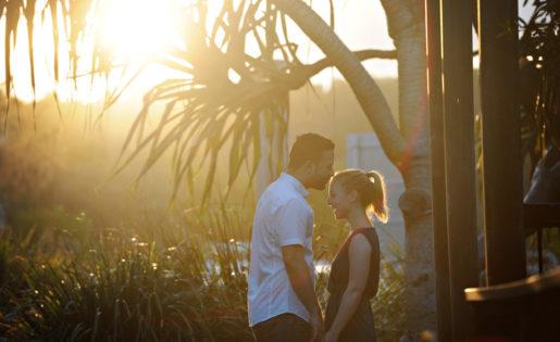 sunshine coast enagement Shellbells Photography