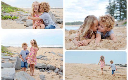 shellbells beach family photography sunshine coast