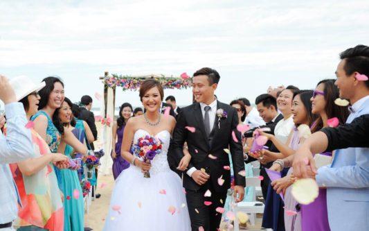 shellbells beach wedding sunshine coast