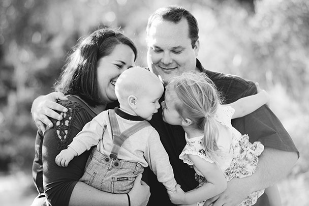 sunshine coast family photographer love in portraits
